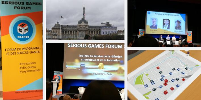 Doshas Consulting, partenaire du 1er forum français dédié aux serious games