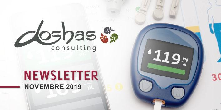 Edito #Novembre 2019 - La confiance, enjeu clé de la santé connectée