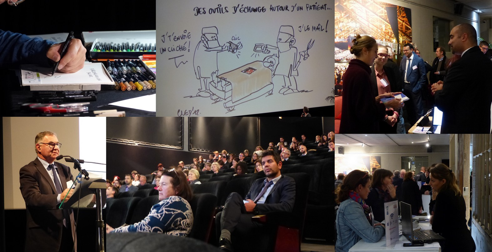 Evénement Pascaline à l'Institut Lumière : Coup de projecteur sur les avancées techniques et organisationnelles