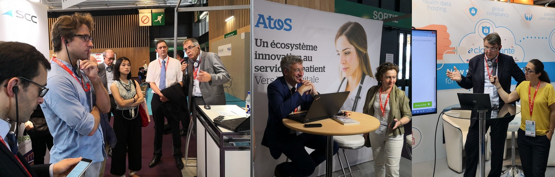 Flashback de Didier Ambroise sur le parcours expert Big Data en santé - Paris Healthcare week